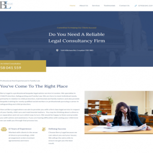 Five Page Site